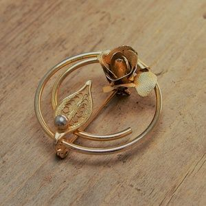 Lovely Rose! Mix & Match Brooch Sale 3 for $15